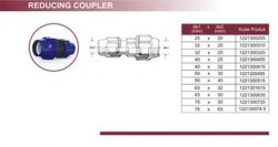 Fitting Pipa Hdpe Mechanichal Joint|Compression Joint|Reducing Coupler Pipa Hdpe