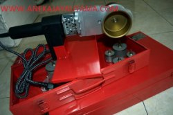 WELDING MACHINE FOR PPR | SHS 20 / 63 MM